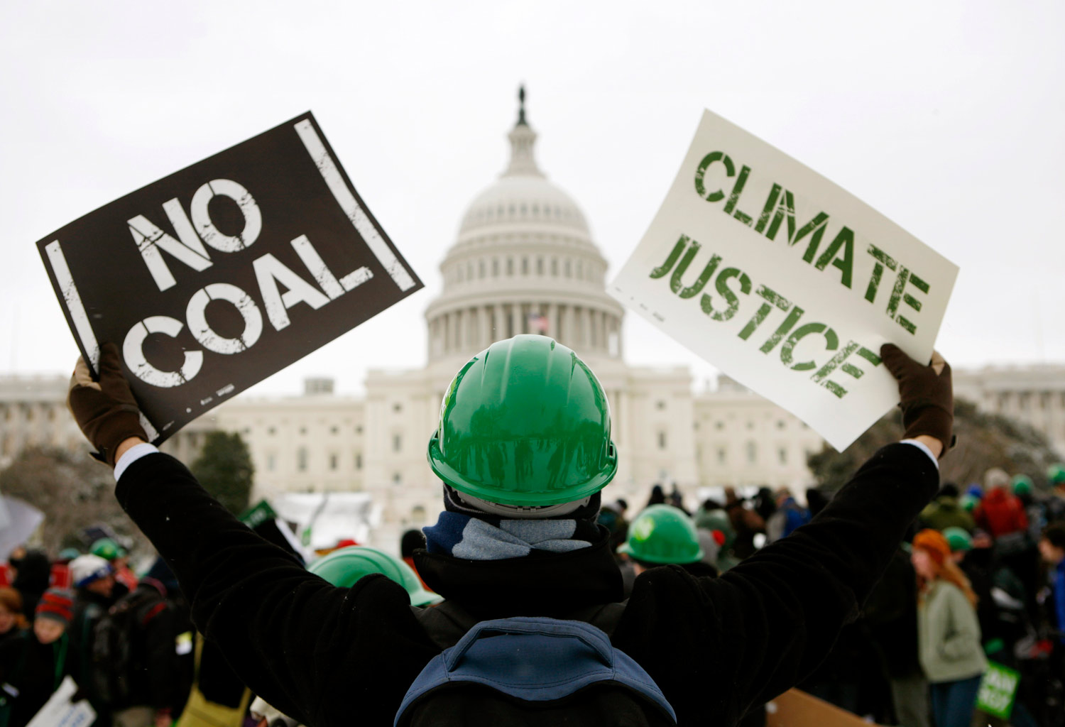 Divestment is a useful tool for college activists and organizers to propagate their climate change messages. By John Craig. Photo by Reuters/Kevin Lamarque