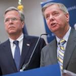 Lindsey Graham's Endorsement of Jeb Bush Makes No Sense