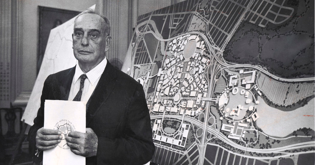Legacy And Death Of Moses: The Legacy Of Robert Moses